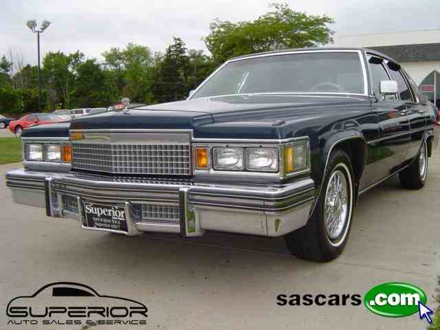 1979 Cadillac DeVille | 640935