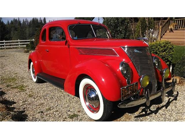 1937 Ford 5-Window Coupe | 649353