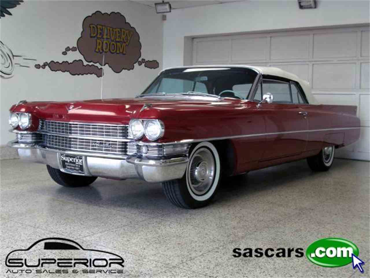 1956 cadillac deville for sale on classiccars com 9 - 1963 Cadillac Deville 640938