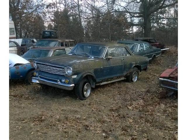 1963 Chevrolet Nova | 649431