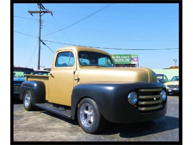1951 Ford Pickup | 651192