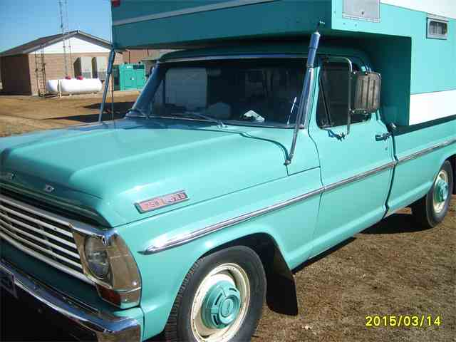 1967 Ford F250 | 651314