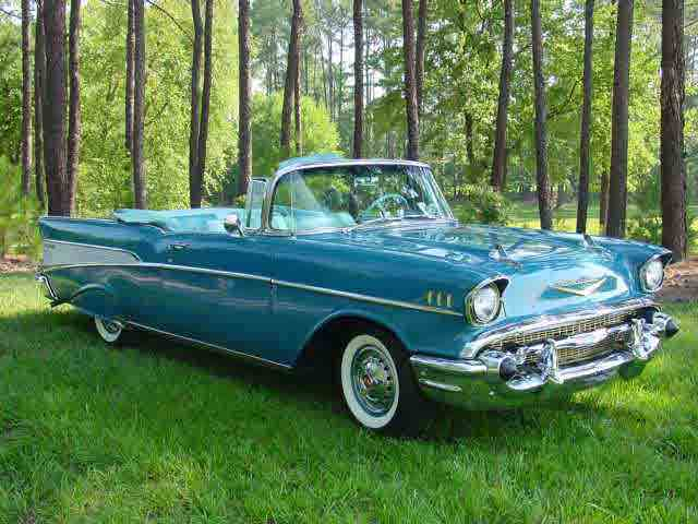 1957 Chevrolet Bel Air | 651328
