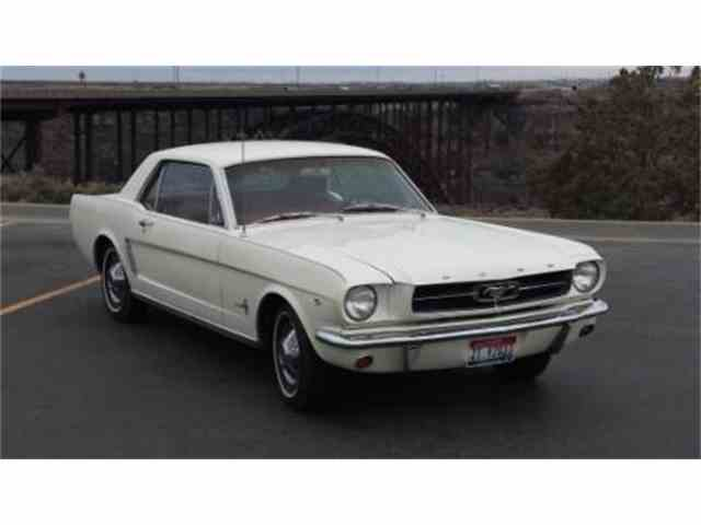 1964 Ford Mustang | 651613
