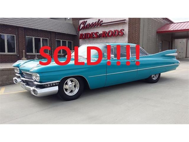1959 Cadillac Coupe DeVille | 651662