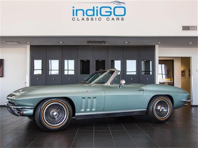 1966 Chevrolet Corvette Stingray Convertible | 652073