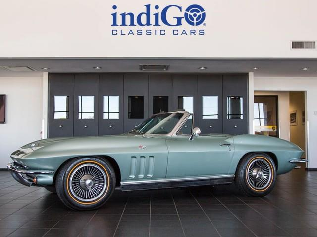 1966 Chevrolet Corvette Stingray Convertible | 652073