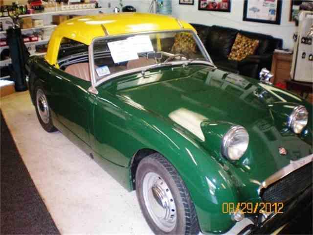 1960 Austin-Healey Sprite | 652085