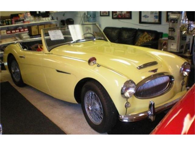 1962 Austin-Healey 3000 | 652088