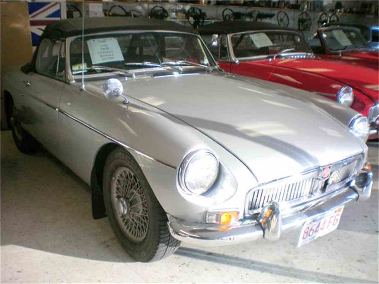 1968 MG MGB for Sale - CC-652182