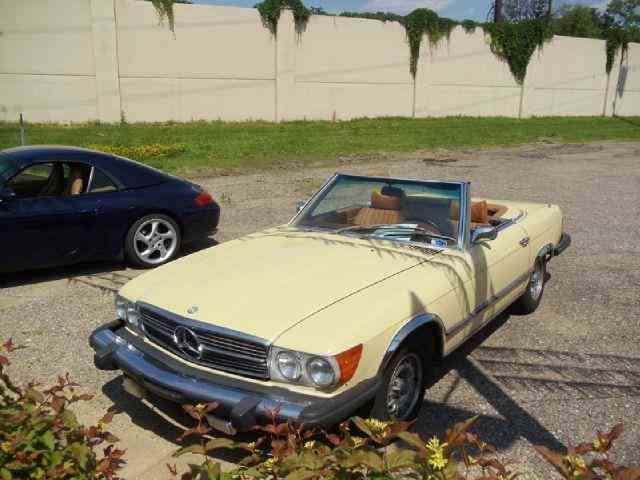 1975 Mercedes-Benz 450SL | 652249