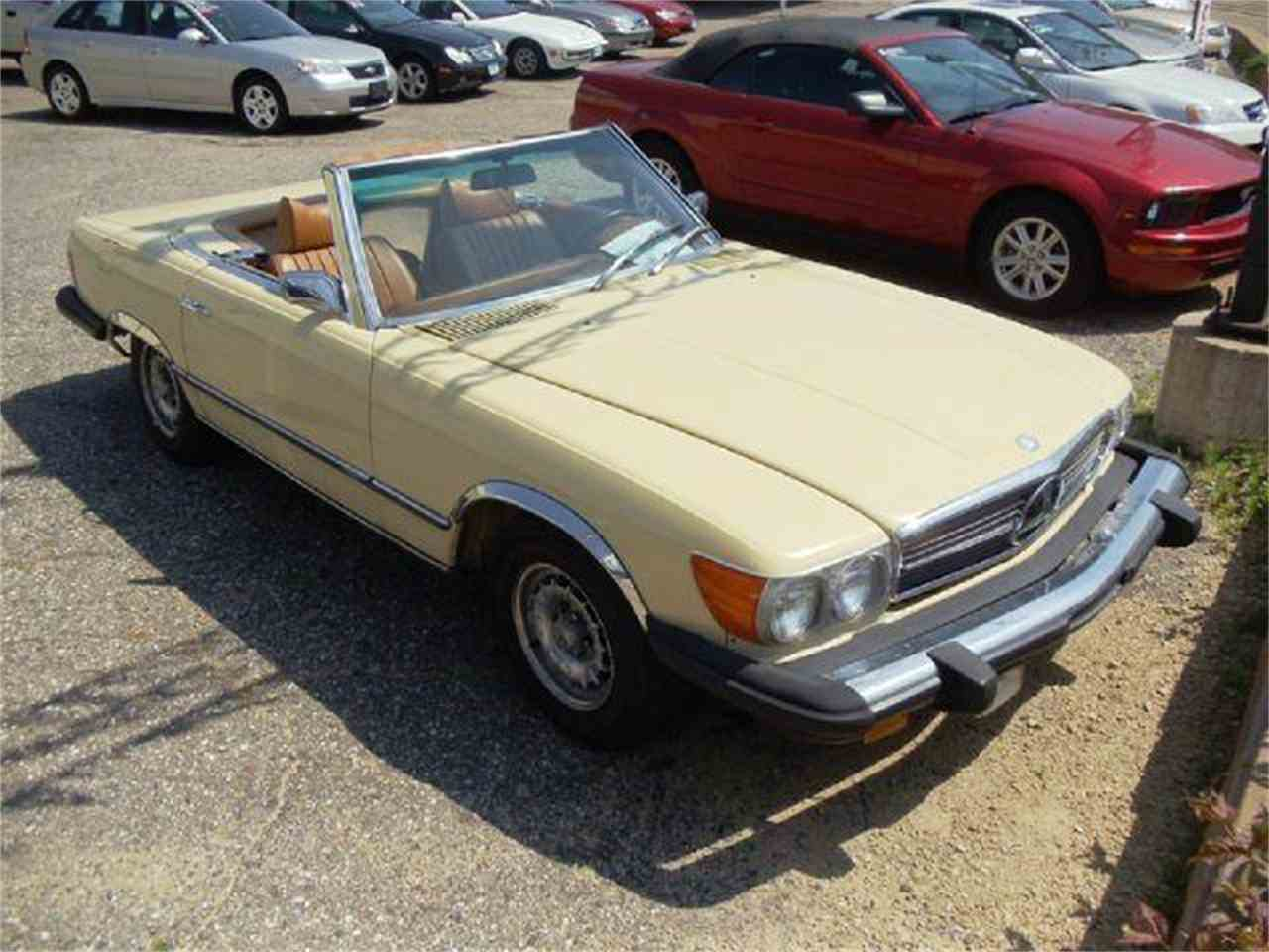 1975 mercedes benz 450sl for sale cc for Mercedes benz for sale under 5000
