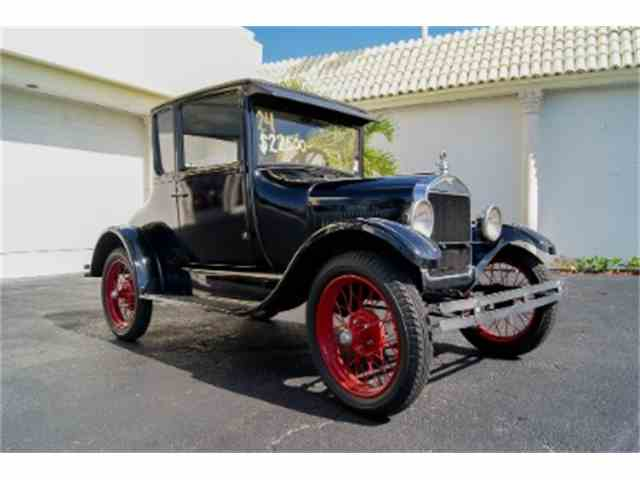 1924 Ford Model T | 652430