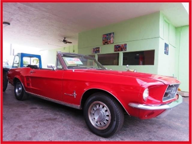 1967 Ford Mustang | 652433