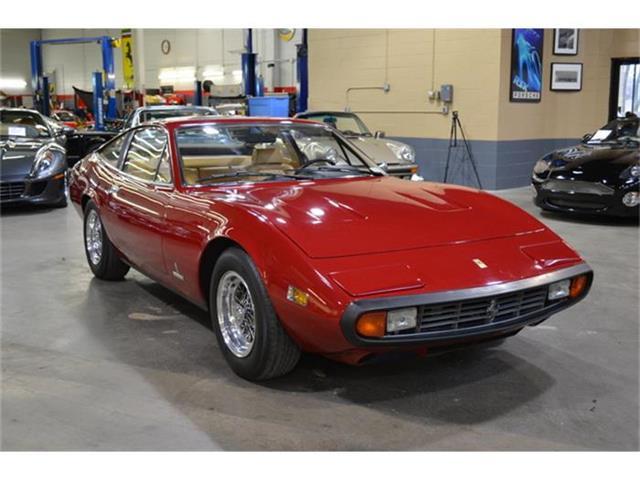1972 Ferrari 365 GTC/4 | 652557