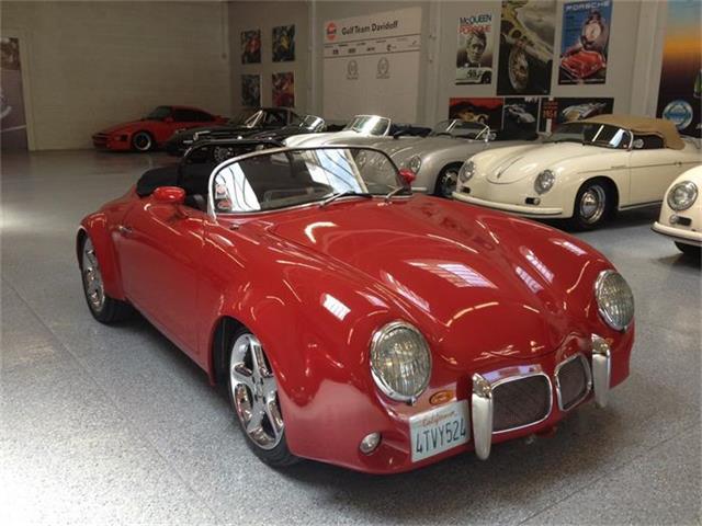 1957 Porsche Outlaw Speedster | 652584