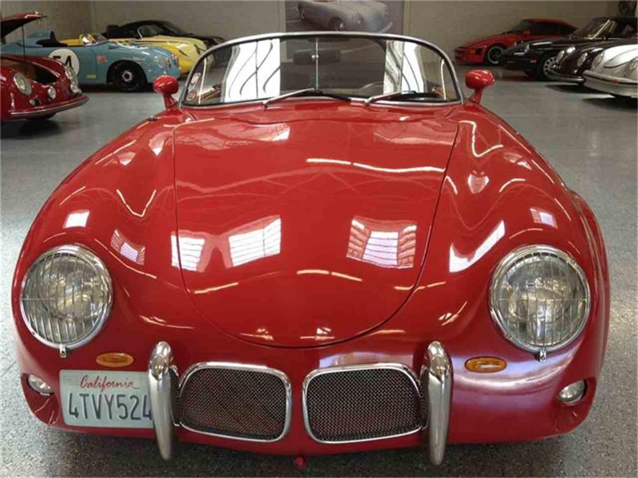 1957 Porsche Outlaw Speedster for Sale