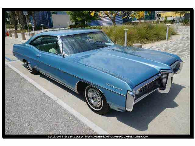 1968 Pontiac Ventura | 652639