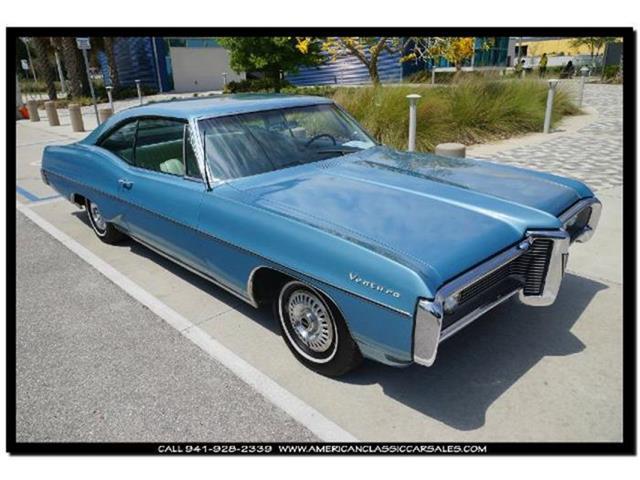1968 Pontiac Ventura   652639