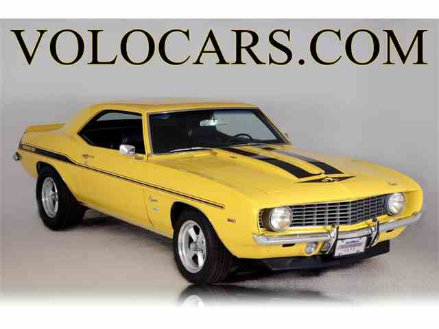 1969 Chevrolet Camaro  Yenko Tribute | 652896