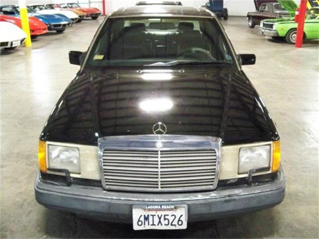 1993 Mercedes-Benz 300 | 653020