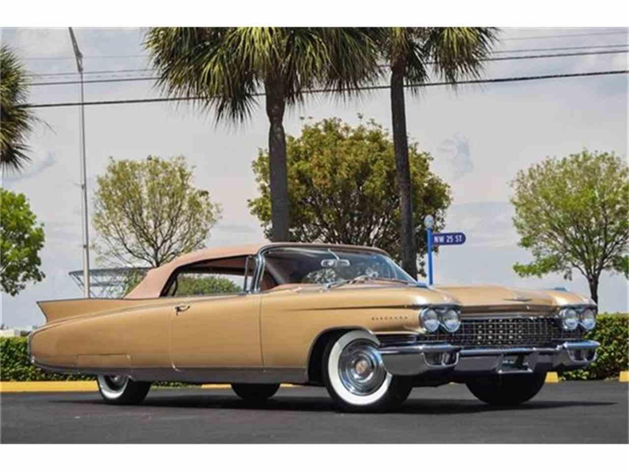 Cadillac Eldorado Biarritz For Sale ClassicCarscom CC - Cadillac dealer miami