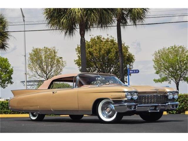 1960 Cadillac Eldorado Biarritz | 653039