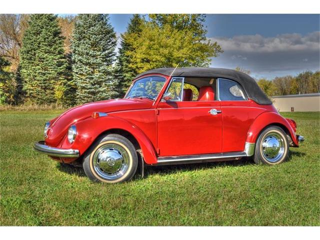 1971 Volkswagen Convertible | 653045