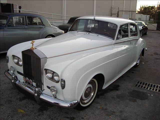 1965 Rolls-Royce Silver Cloud III | 653129