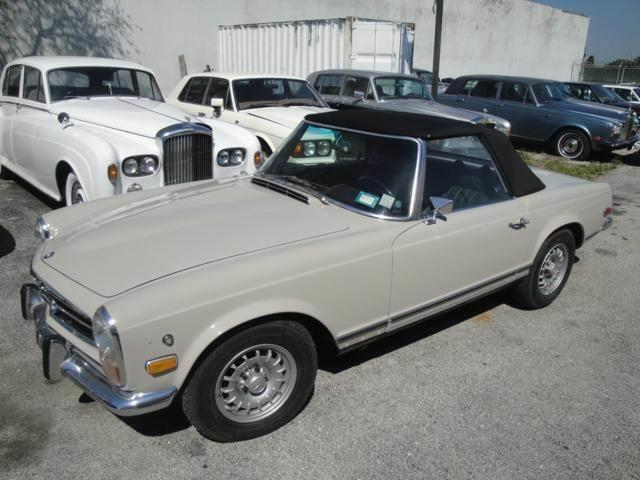 1971 Mercedes-Benz SL-Class | 653130