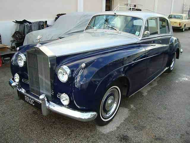 1960 Rolls-Royce Silver Cloud II | 653131