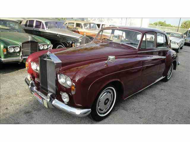 Picture of 1963 Silver Cloud III Offered by Prestigious Euro Cars - DZYK