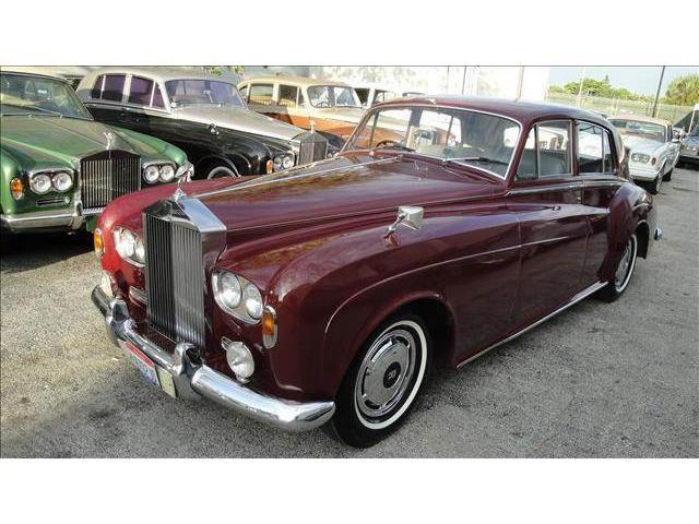 1963 Rolls-Royce Silver Cloud III | 653132