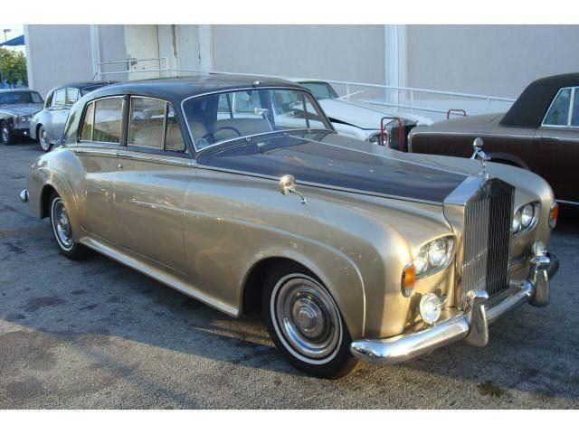 1963 Rolls-Royce Silver Cloud III | 653133