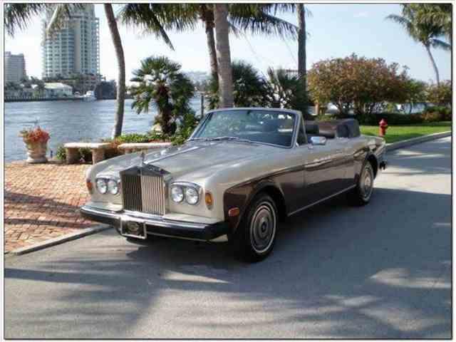 1981 Rolls-Royce Corniche | 653135