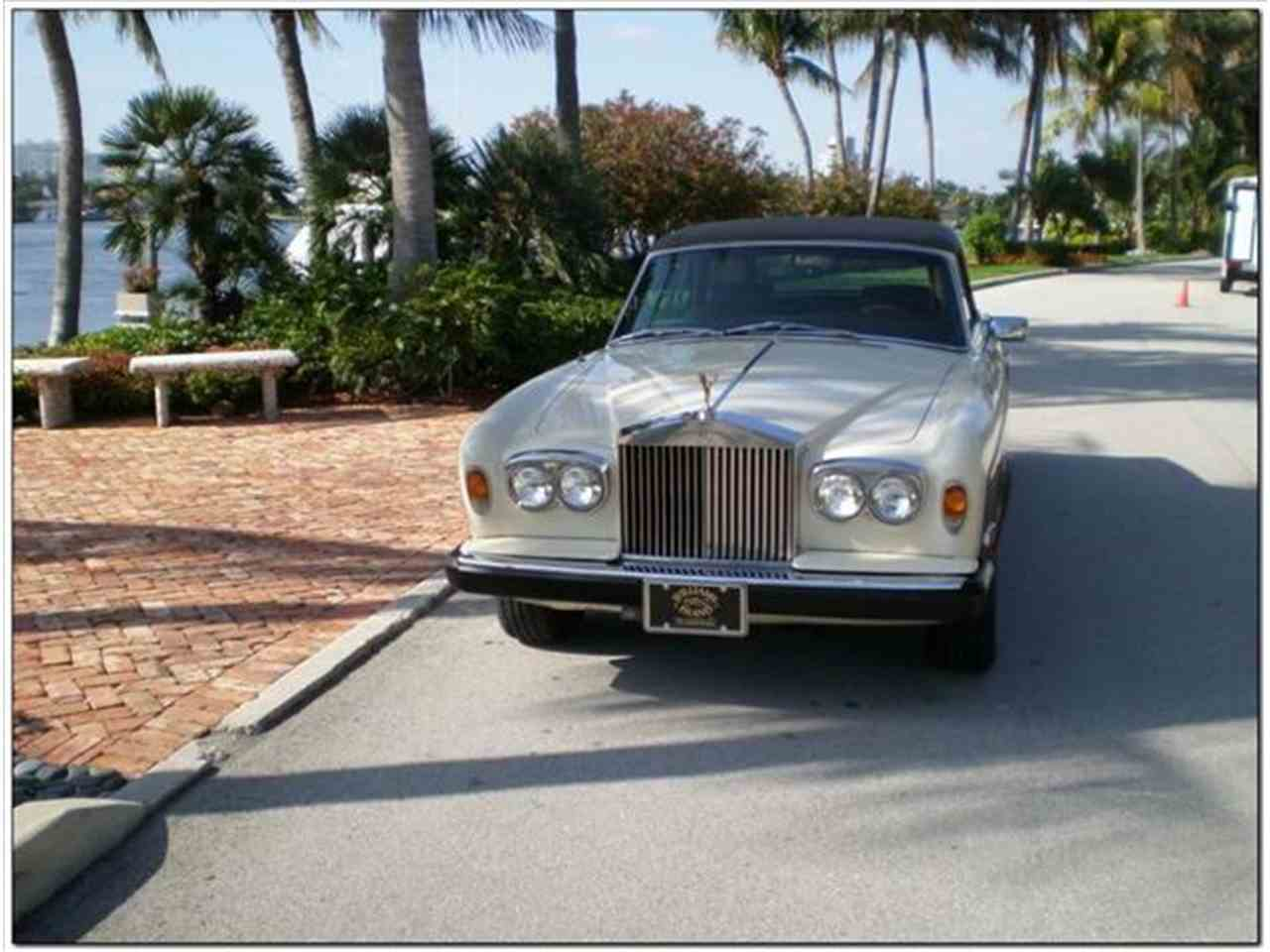 Large Picture of '81 Corniche located in Fort Lauderdale Florida - DZYN