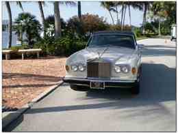 Picture of 1981 Corniche located in Fort Lauderdale Florida - $49,990.00 Offered by Prestigious Euro Cars - DZYN