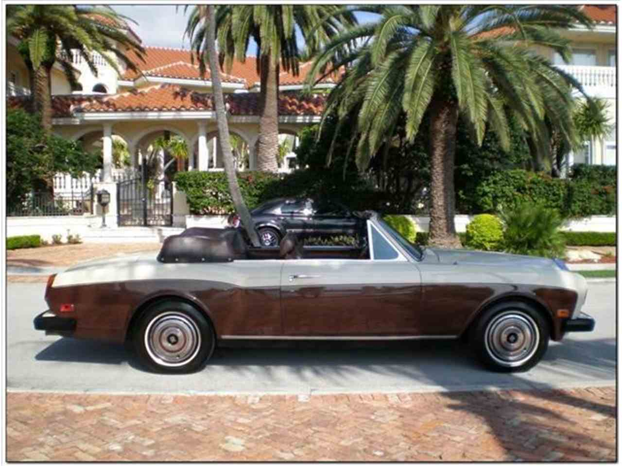 Large Picture of 1981 Corniche located in Fort Lauderdale Florida - $49,990.00 - DZYN