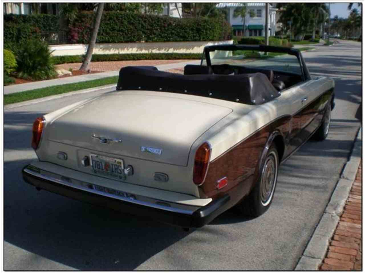Large Picture of '81 Rolls Royce Corniche - $49,990.00 Offered by Prestigious Euro Cars - DZYN