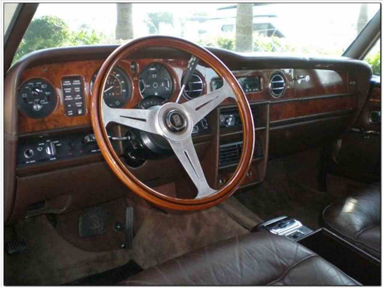 Large Picture of 1981 Rolls Royce Corniche Offered by Prestigious Euro Cars - DZYN