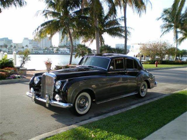 1960 Bentley S2 | 653136