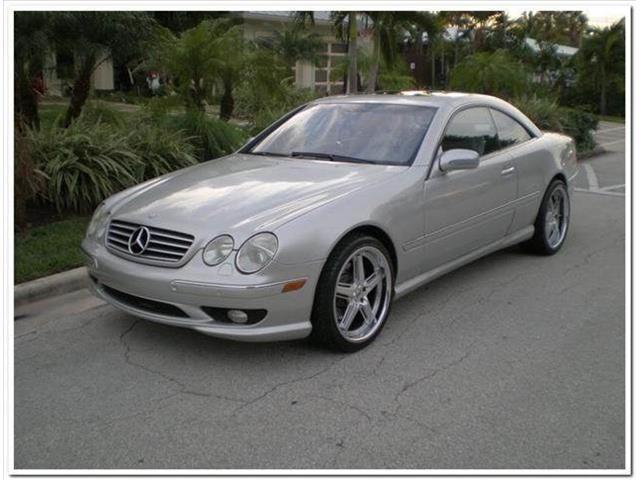 2001 Mercedes-Benz CL-Class | 653137