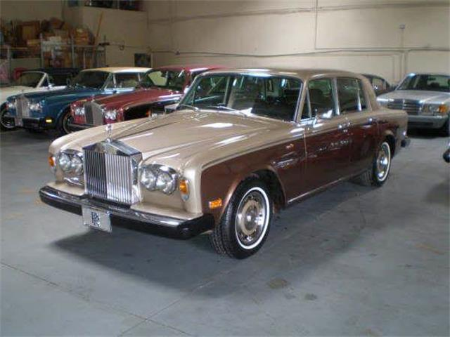 1978 Rolls-Royce Silver Shadow | 653139