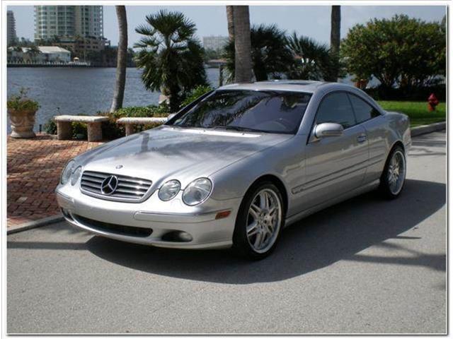 2002 Mercedes-Benz CL-Class | 653140