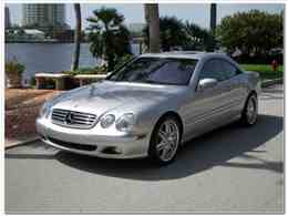 2002 Mercedes-Benz CL-Class for Sale - CC-653140