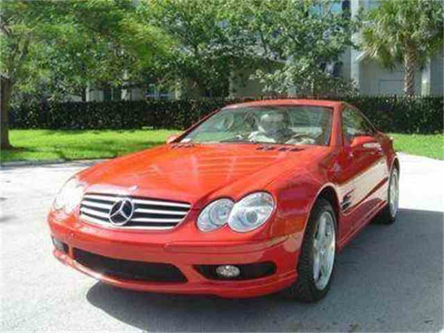 2003 Mercedes-Benz SL-Class | 653143