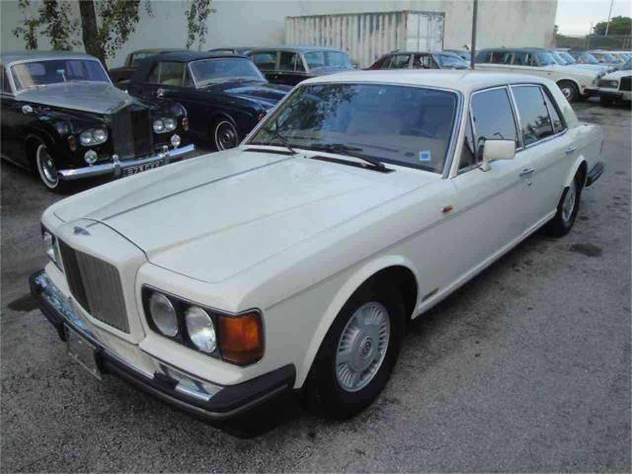 1991 bentley mulsanne s 653146