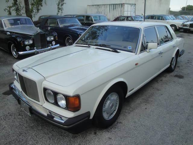 1991 Bentley Mulsanne S | 653146