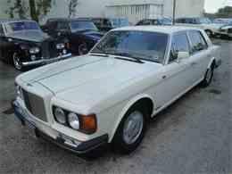 1991 Bentley Mulsanne S for Sale - CC-653146