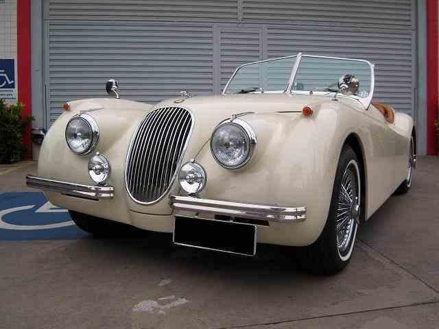 1954 Jaguar XK | 653148